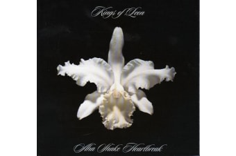 Kings Of Leon ‎– Aha Shake Heartbreak PRE-OWNED CD: DISC EXCELLENT