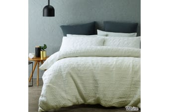 Bowen Lightly Quilted Quilt Cover Set by Phase 2