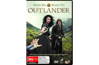 Outlander Season 1 Volume Two DVD Region 4