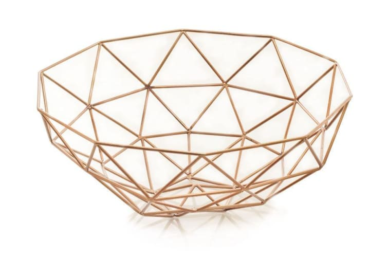 Ethos Copper Wire Bowl Small
