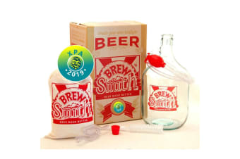 BrewSmith Craft Beer Brewing Kit - Extra Pale Ale