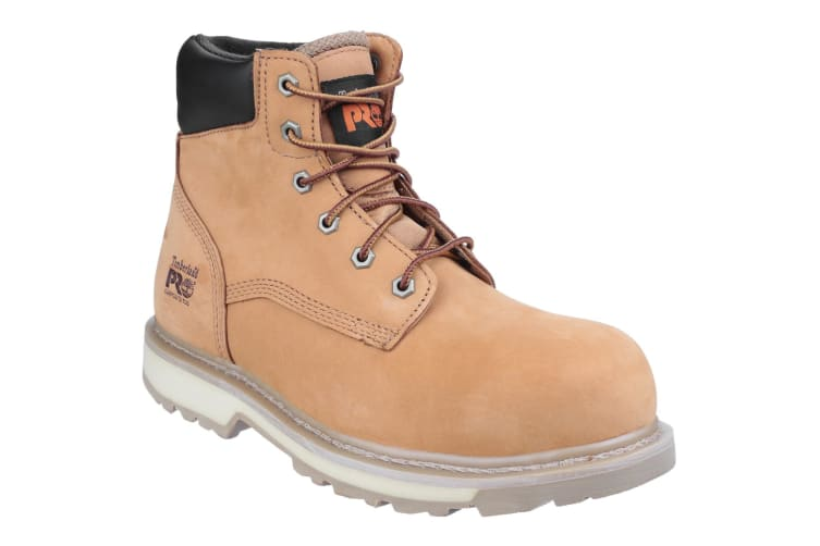 Timberland Pro Adults Unisex Water Resistant Lace Up Safety Boots (Wheat) (7 UK)