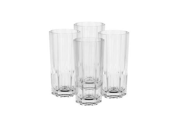 Nachtmann Aspen Long Glass Set of 4
