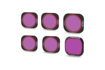 Freewell 6-pack Limited Edition 4K Series Filter Set for Mavic 2 Pro