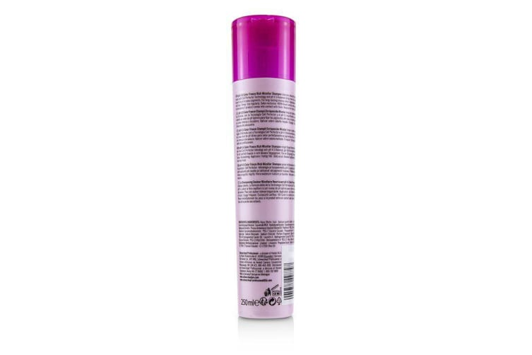 Schwarzkopf BC Bonacure pH 4.5 Color Freeze Rich Micellar Shampoo (For Overprocessed Coloured Hair) 250ml