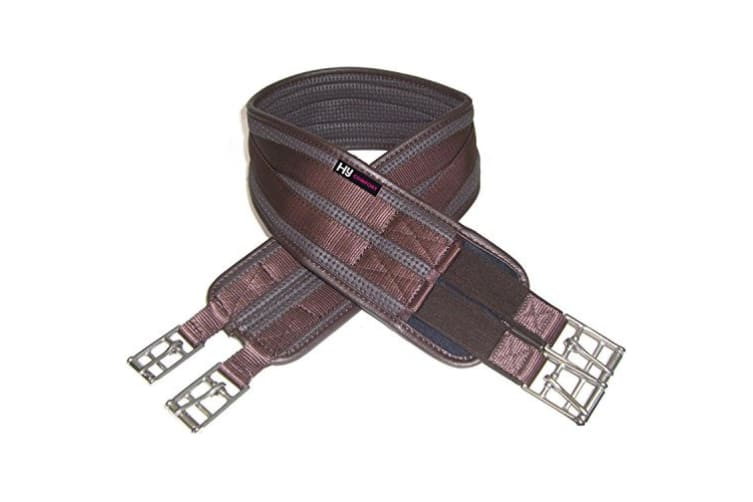 HyCOMFORT Waffle Girth (Brown) (48in)