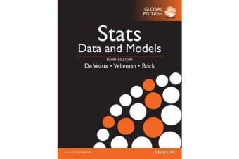 Stats - Data and Models, Global Edition
