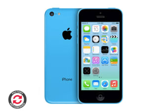 Apple iPhone 5c Refurbished (32GB, Blue)