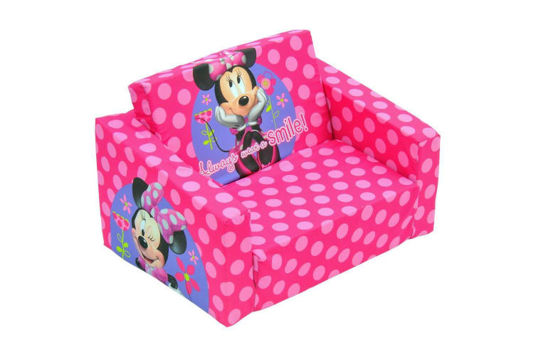 Minnie Mouse Flip Out Sofa for Kids