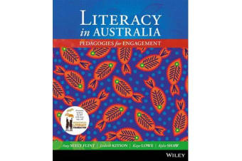 Literacy in Australia - Pedagogies for Engagement + iStudy Version 1 Registration Card