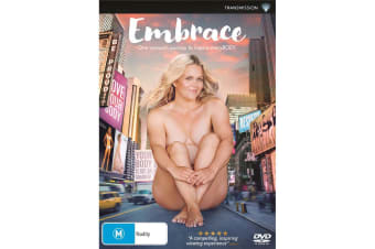 Embrace DVD Region 4
