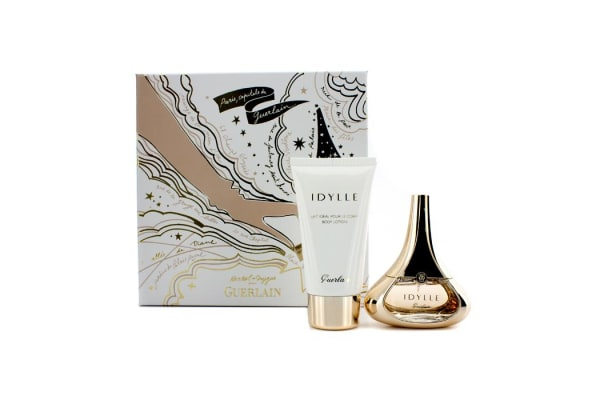 Guerlain Idylle Coffret: Eau De Parfum Spray 35ml/1.2oz + Body Lotion 75ml/2.5oz (2pcs)