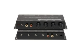 Pro2 4-Way Headphone Amplifier