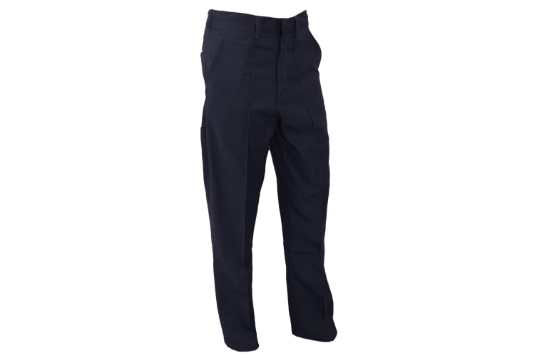 Dickies Redhawk Trousers (Tall) / Mens Workwear (Navy Blue) (38W x Long)