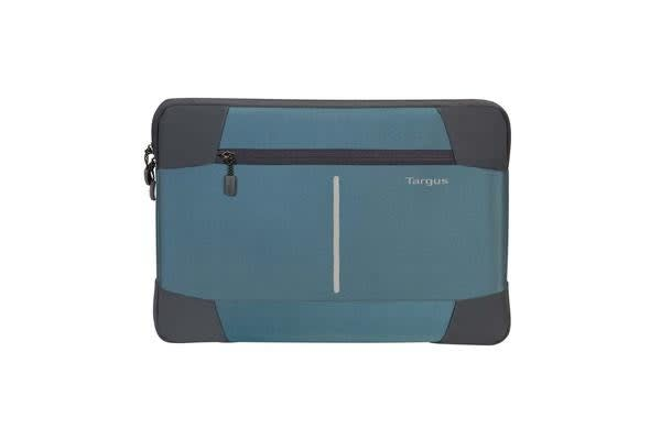 "Targus Bex II Sleeve for 13-14"" Notebooks - Stone Blue/Black"