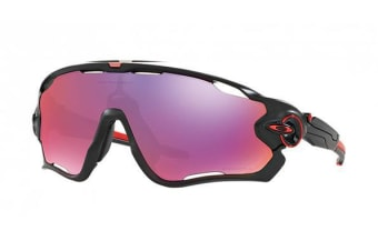 Oakley Jaw Breaker OO9290 20 Matte Black Mens Womens Sunglasses