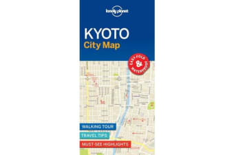 Kyoto City Map