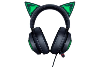 Razer Kraken Kitty - Chroma USB Gaming Headset (Black)