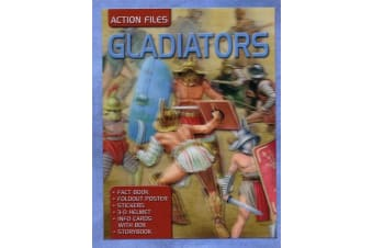 Action Files: Gladiator - By Rupert Matthews