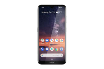 Nokia 3.2 with Android One (Black)