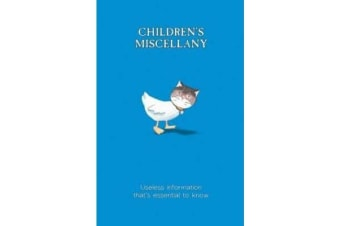 Children's Miscellany - Useless Information That's Essential to Know!