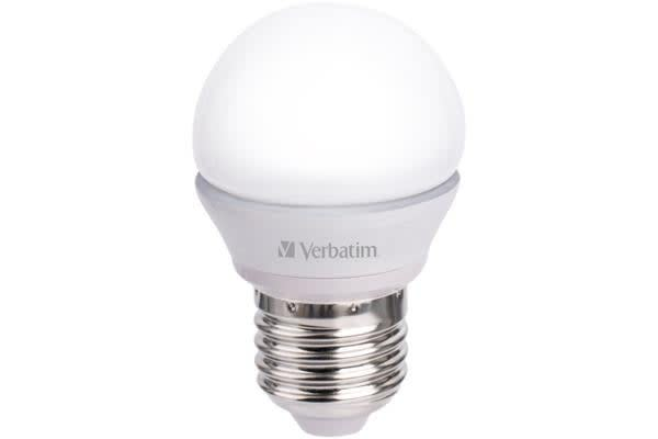 Verbatim E27 Mini Led Globe  4.5W 350Lm