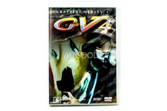 GV4- Graffiti Verite 4 - Series Region 4 Rare- Aus Stock DVD NEW