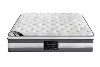 Premium Knitted Euro Top Foam Pocket Spring Mattress (Double)