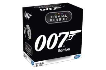 James Bond Trivial Pursuit