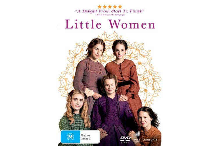 Little Women DVD Region 4