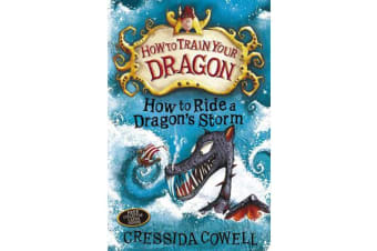 How to Train Your Dragon: How to Ride a Dragon's Storm - Book 7