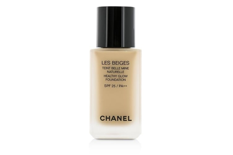 Chanel Les Beiges Healthy Glow Foundation SPF 25 - No. 32 Rose 30ml