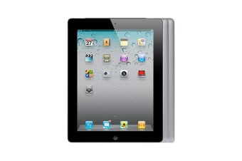Apple iPad 2 Wi-Fi 16GB Black - Refurbished Good Grade