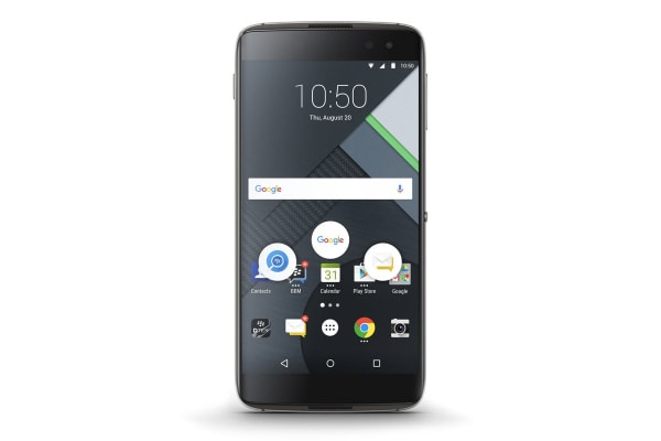 BlackBerry DTEK60 (32GB, Black)