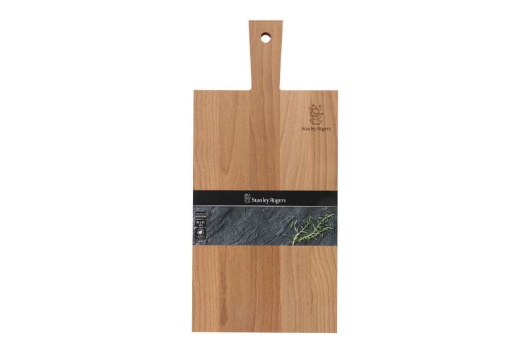 STANLEY ROGERS 450x210x18 THERMO BEECH PADDLE BOARD 56196 BEECHWOOD CHOPPING BOARD