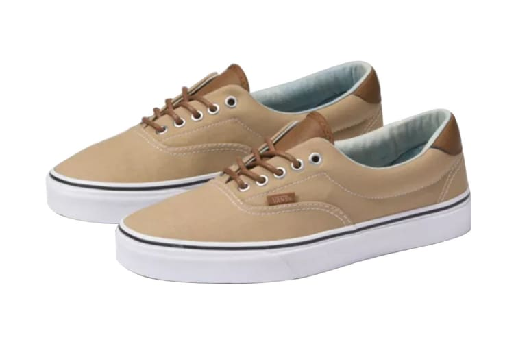 Vans Unisex Era 59 Shoe (Brown, Size 8.5 US)