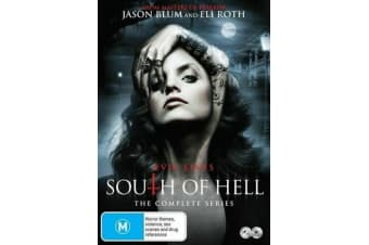 South of Hell - The Complete Series (DVD, 2-Disc Set) NEW