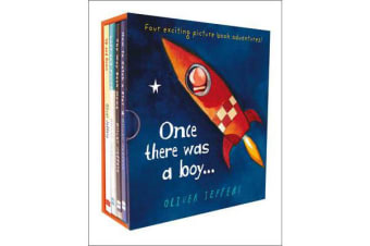 Once there was a boy... - Boxed Set