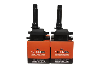 Pack of  2 - SWAN Ignition Coils for Kia Sportage (K00) 2.0L
