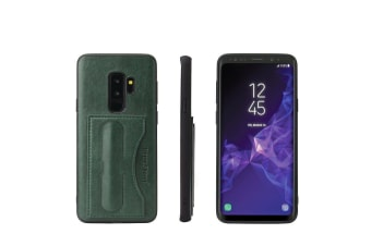 For Samsung Galaxy S9+ PLUS Case FS Luxury Durable Protective Cover Green