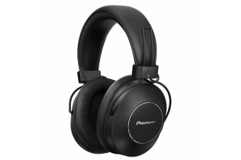 Pioneer SE-MS9BN-B Noise Cancelling Wireless Bluetooth Over Ear Headphones w Mic