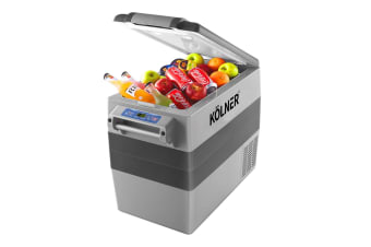 Kolner 45L Portable Fridge Cooler Freezer Camping with LG Compressor
