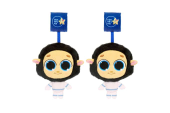 2PK Little Tikes Musical Minis Baby 6m+ Toy for Car Seat/Pram BaaBaa the Sheep