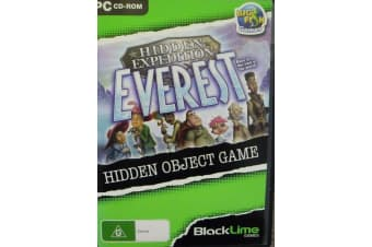 Hidden Expedition Everest PC GAME BRAND NEW SEALED