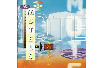 The Motels – No Vacancy : The Best Of The Motels PRE-OWNED CD: DISC EXCELLENT