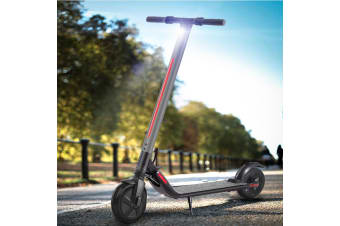Monvelo Electric Scooter Portable Bicycle Foldable Bike Adult Scooters LED Light