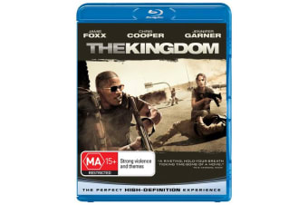 The Kingdom Blu-ray Region B