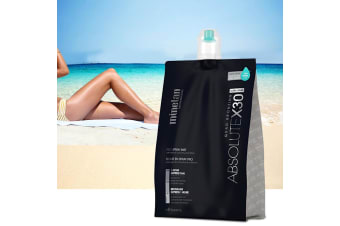 MineTan Professional Spray Tan Solution Sunless Tanning Absolute x30