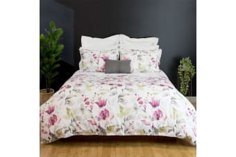 Claudia Digital Printed Quilt Cover Set by Ardor