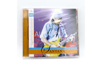 Santana The Universal Masters Collection BRAND NEW SEALED MUSIC ALBUM CD
